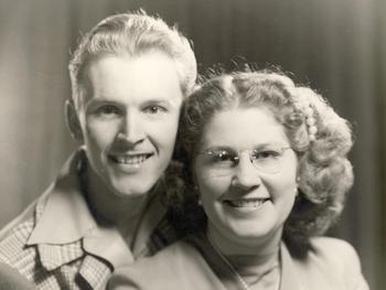 Bill & Winnie Finley