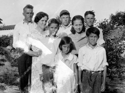 Clay & Letha Finley's Children