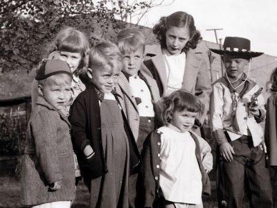 Clay and Letha Finley's Grandchildren