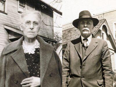 Daniel Washington & Gertrude Finley