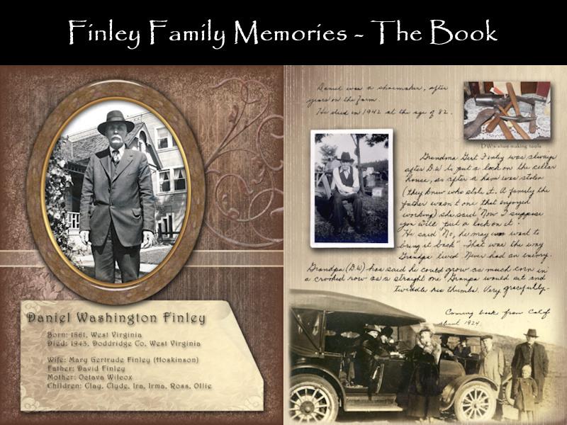 Finley Family Memories