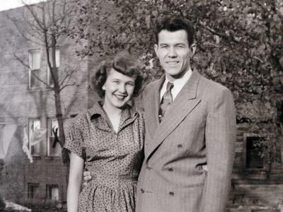 Daniel Clay & Dorothy Finley